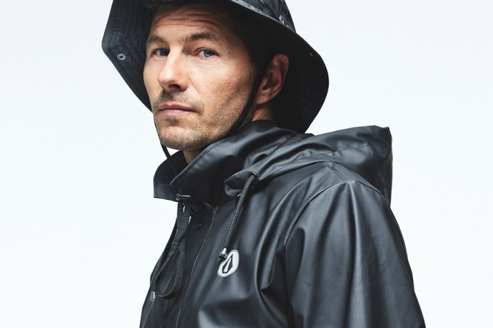 RAINS and Volcom Partner up for Rainproof Skatewear