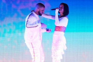 "Watch Rihanna & Drake's Electrifying BRIT Award Performance of ""Work"""