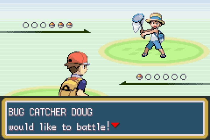 Watch the Evolution of All the Released Pokémon Games