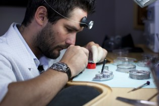 The Delicate Art of Servicing an Omega Speedmaster