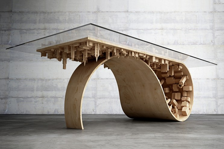 Live out Your Dream With This Inception-Inspired Dining Table