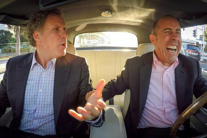 Will Ferrell Joins Jerry Seinfeld for 'Comedians in Cars Getting Coffee'