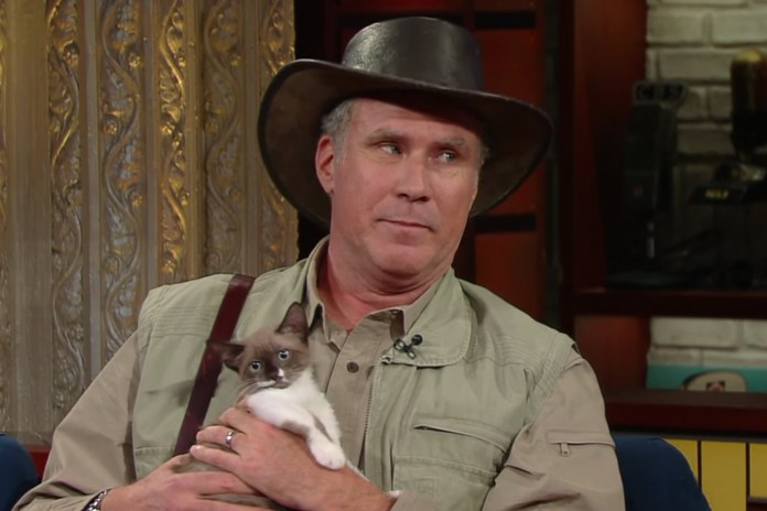 Will Ferrell Joins 'The Late Show with Stephen Colbert' as an Animal Expert
