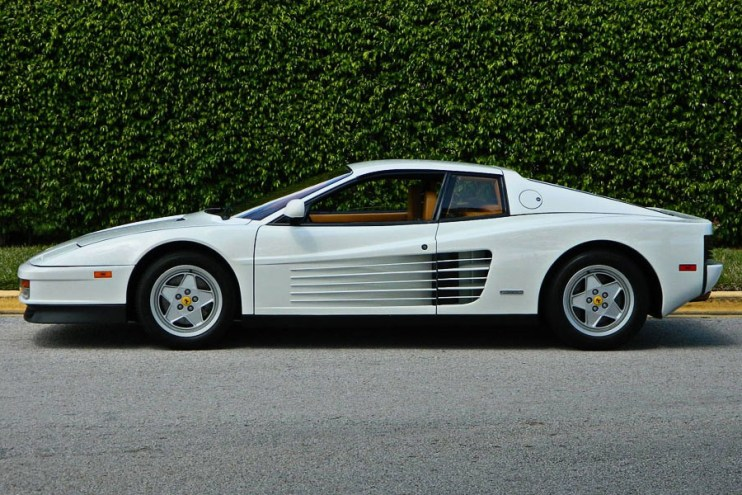 You Can Purchase the Ferrari Testarossa From 'The Wolf of Wall Street'