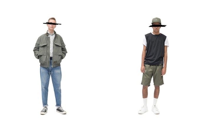 "WTAPS 2016 Spring/Summer ""EX.32"" Lookbook"
