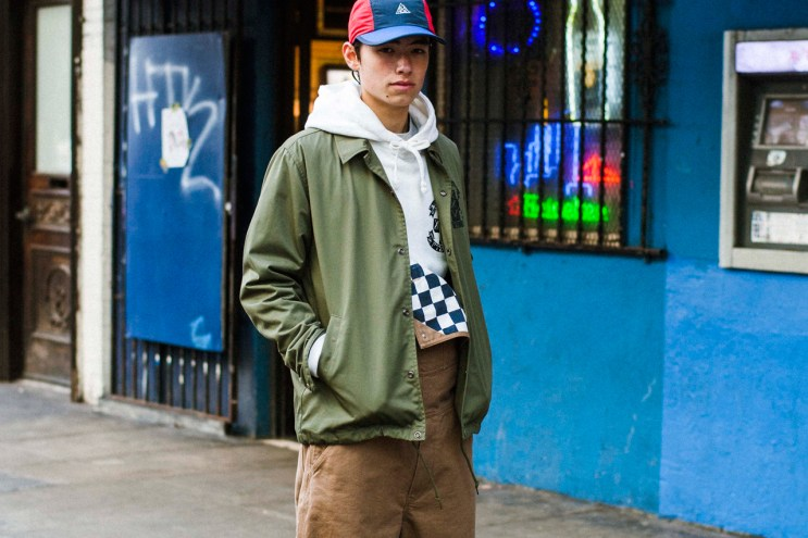 XLARGE and FTC Present a Capsule Range for Spring 2016