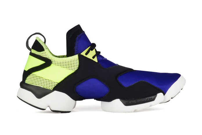 Y-3's Latest Kohna Ditches the Monochrome and Goes Bright Neon
