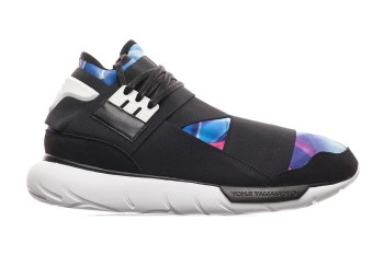 "Y-3 Introduces a ""Multicolor"" Qasa High"