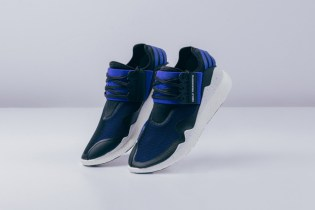 Y-3's Retro Boost Receives a Fresh Electric Blue/Black Makeover