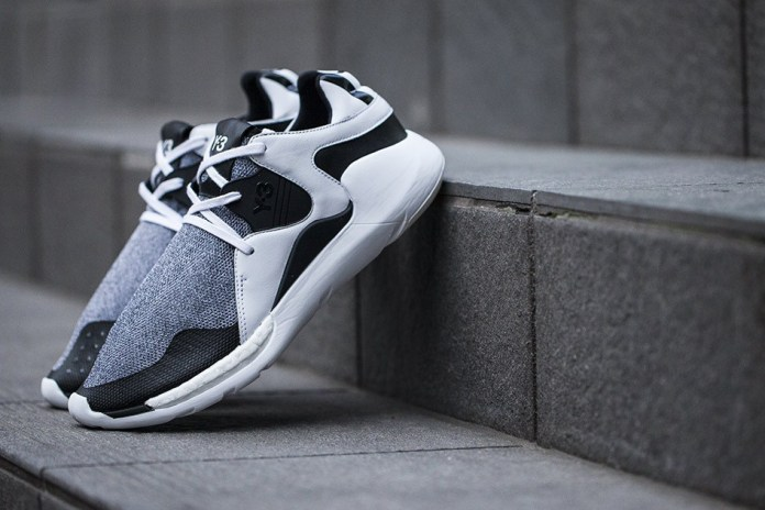 Y-3 Drops a New Black and White Boost QR