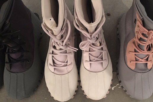 Kanye West Previews the Yeezy 1050 Boots Via Twitter