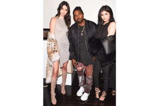 """UPDATE: Kanye Unveils """"Unbranded"""" Yeezy Boost 350s"""