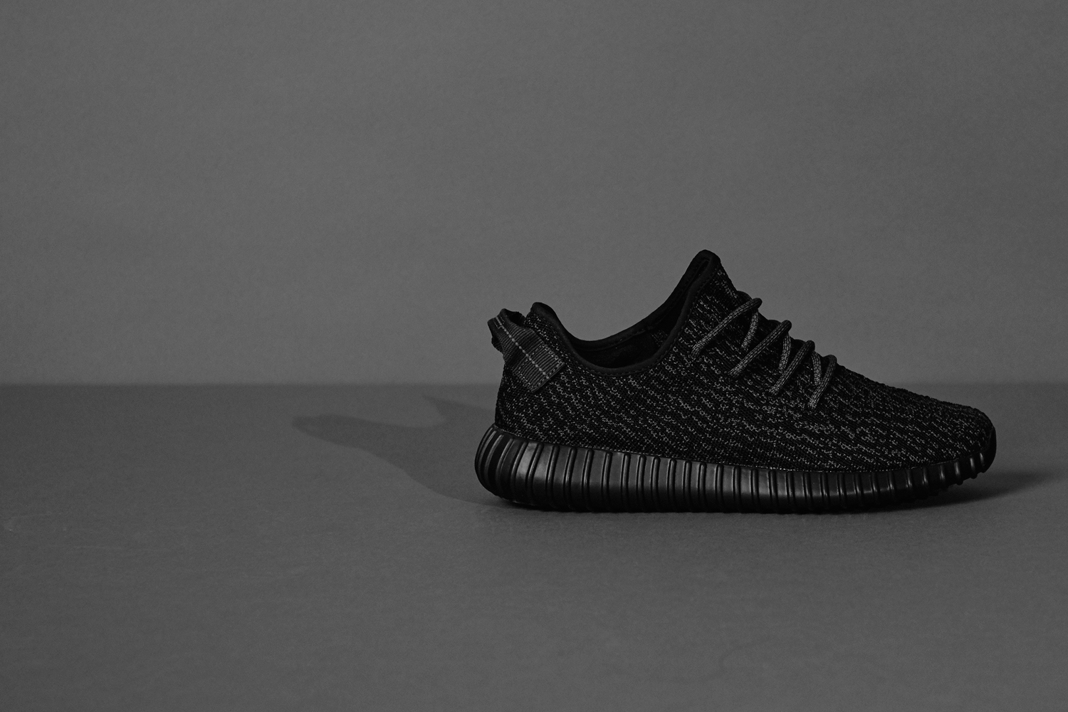 "Yeezy Boost 350 ""Black"" Release Is Confirmed by adidas with New Teaser"