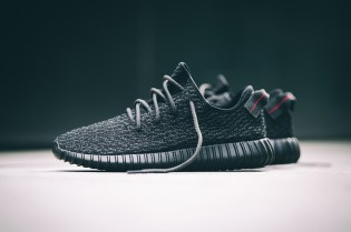 "adidas Is Bringing Back the ""Pirate Black"" Yeezy Boost 350"