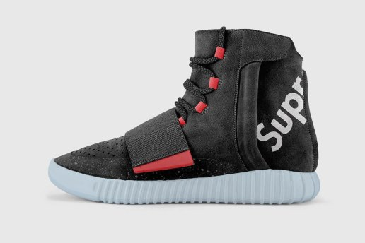 This Designer Reimagined the Yeezy Boost 750 in Collaborative Colorways