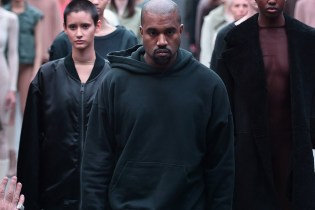 Kanye Drops a First Look at Yeezy Season 3 on Twitter