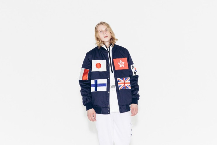 10.Deep's VCTRY Line Unveils an Assortment of Re-Imagined '90s Silhouettes