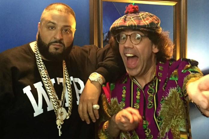 Nardwuar Drops Some Keys of His Own on DJ Khaled