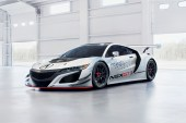 Acura Debuts Its Track-Ready Take on the NSX