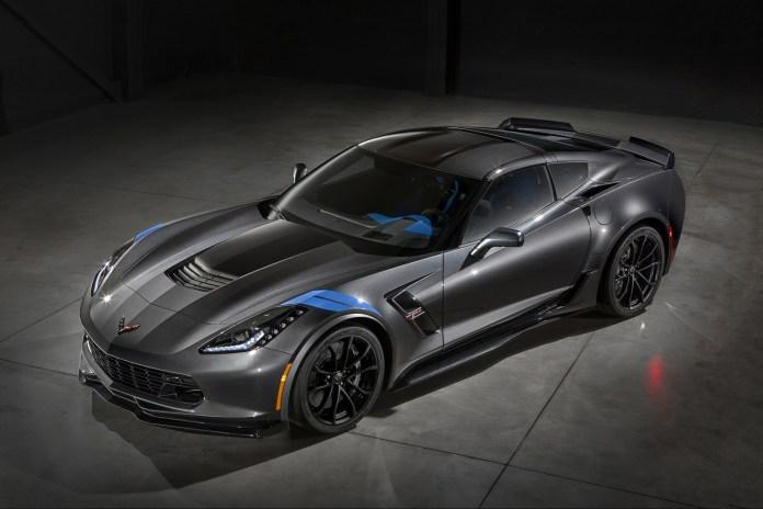 Chevrolet Reveals Its Grand Sport Edition of the Corvette