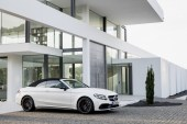 Mercedes-AMG Unveils the 2017 C63 Cabriolet
