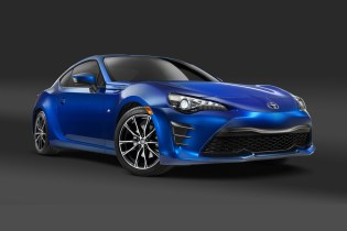 Toyota Unveils Its New 86