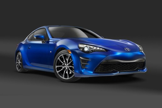 Toyota Unveils Its New 86