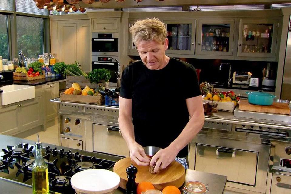 Ramsay Kitchen Nightmares Recipe
