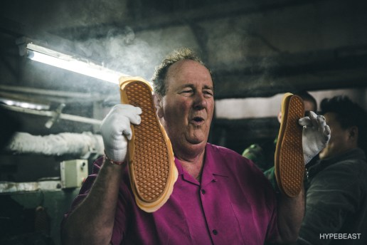 A Day at the Vans Factory in Guangzhou With Christian Hosoi & Steve Van Doren