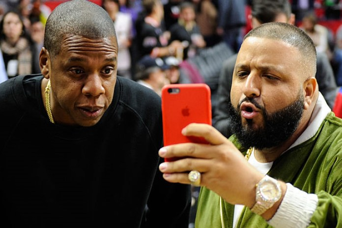 DJ Khaled's New Manager Is JAY Z