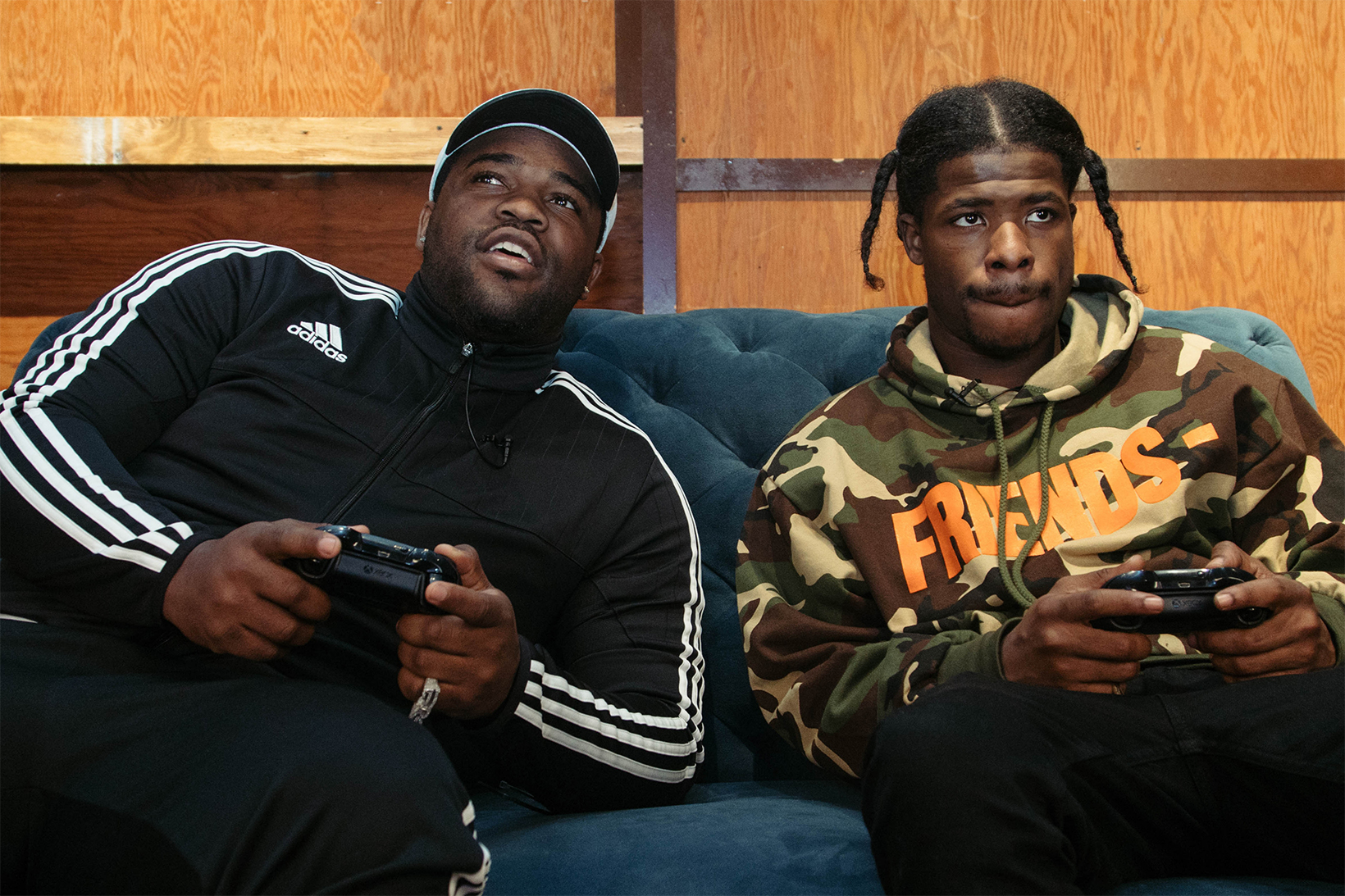 A$AP Ferg and Marty Baller Put in Work Playing 'Tom Clancy's The Division'