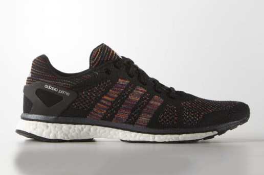 adidas Gives the adiZero Prime Boost the Multicolored Primeknit Treatment