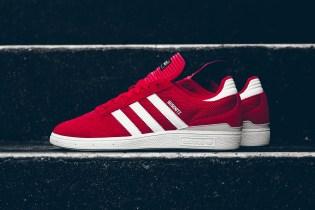 adidas Busenitz Red/White