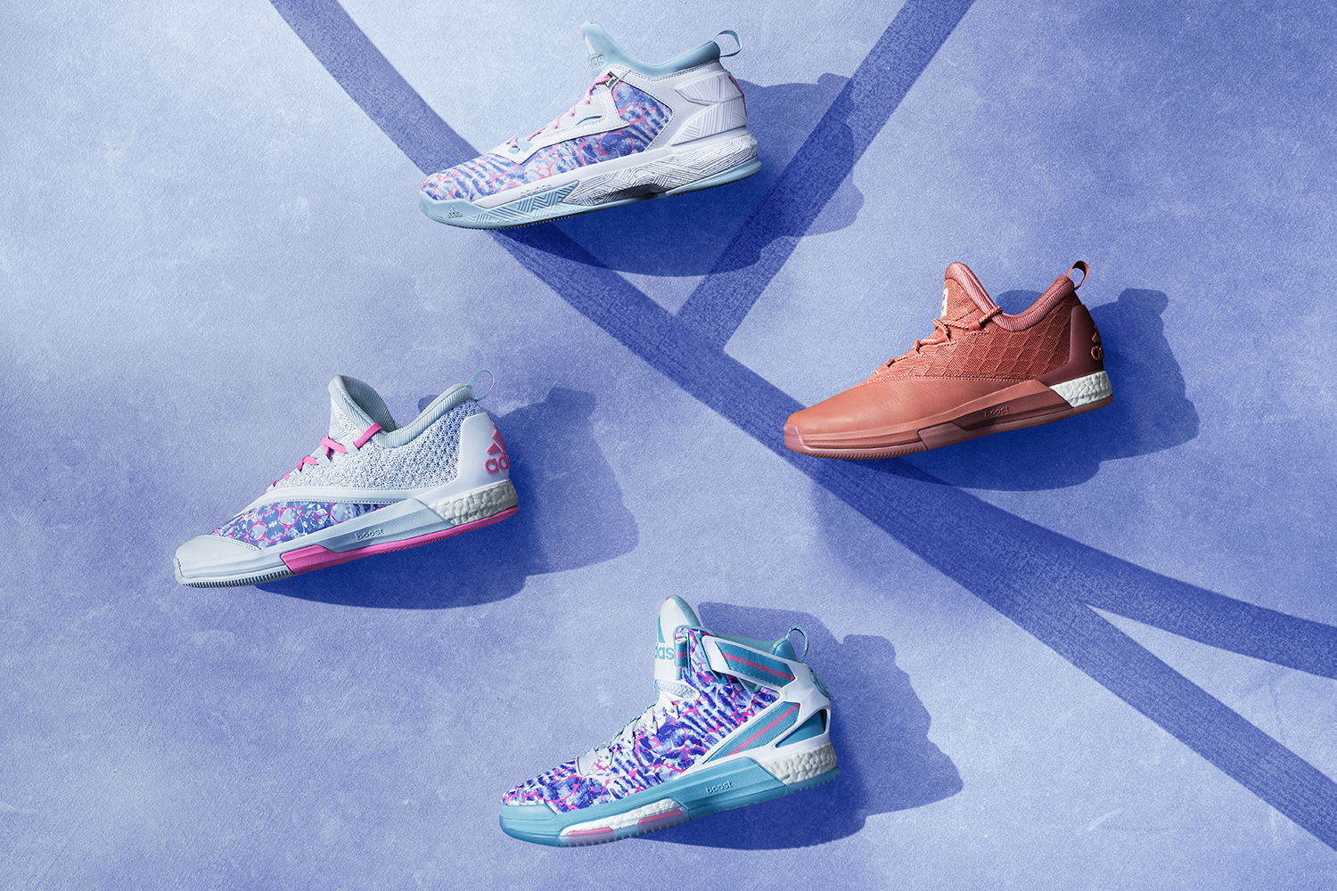 adidas Basketball Joins the Easter Celebration With Special Footwear Collection