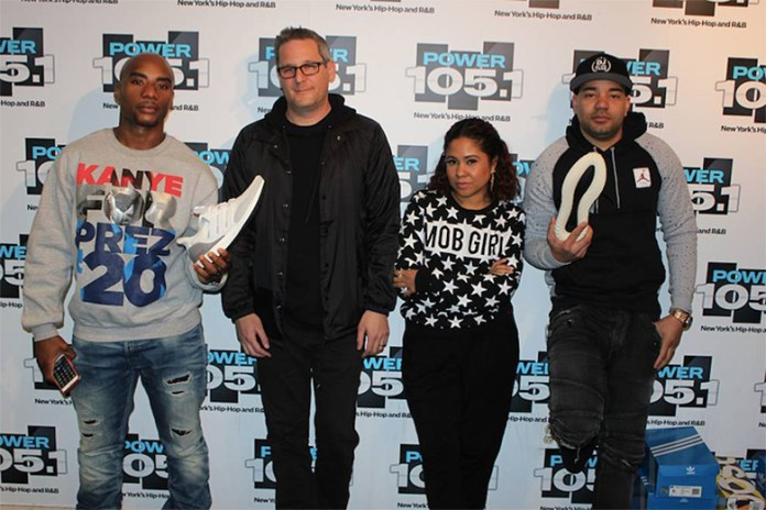 adidas's John Wexler Joins The Breakfast Club to Discuss Kanye West, Boost Technology and More