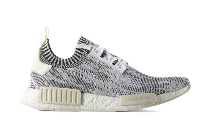The adidas NMD Takes on Another Camo Theme With a Black and White Edition