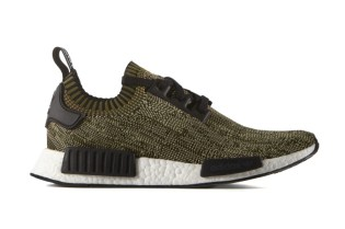 "adidas's NMD Receives the ""Olive Camo"" Treatment"