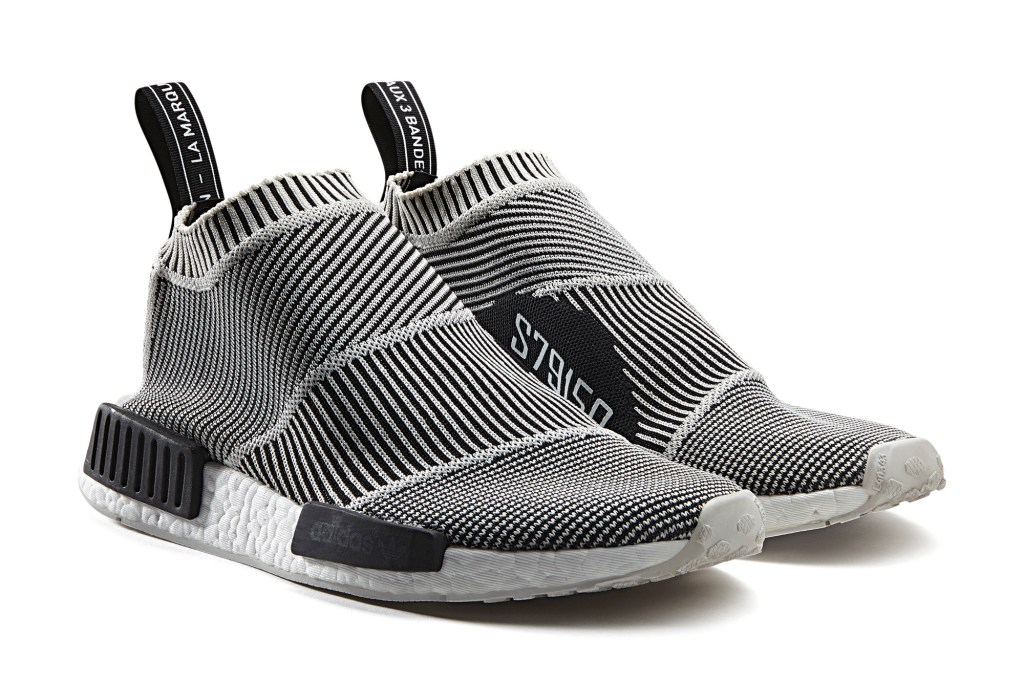 Cheap Adidas NMD City Sock 2 Red Glitch