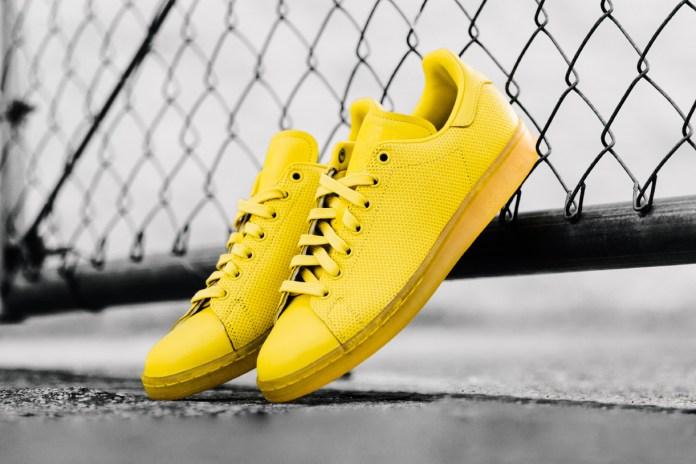 """adidas Originals Stan Smith Adicolor """"Yellow"""""""