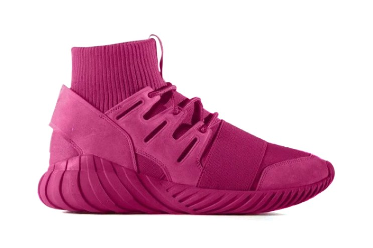 "adidas Originals' Tubular Doom ""EQT PINK"" Supports Breast Cancer Awareness"
