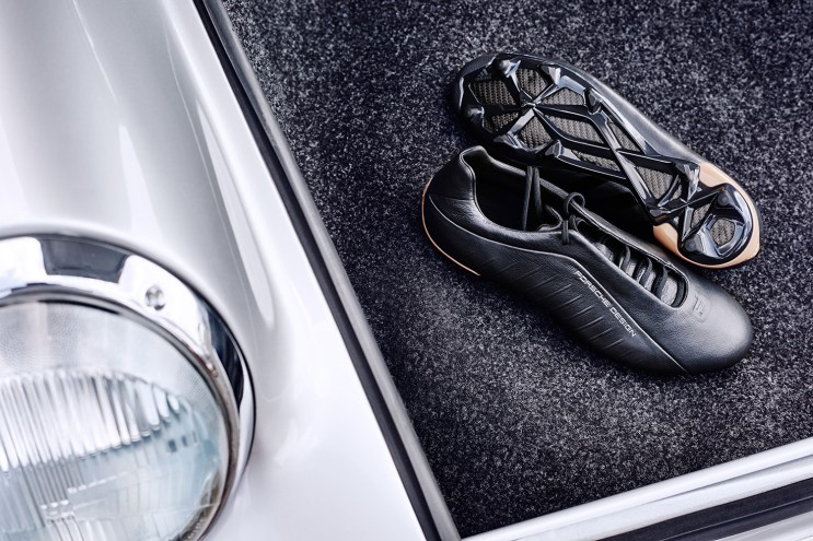 adidas and Porsche Design Team up on a Pair of Luxurious Soccer Boots