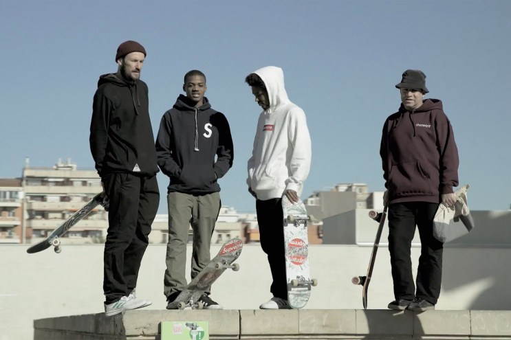 adidas Skateboarding Drops the First Official Trailer for 'Away Days'