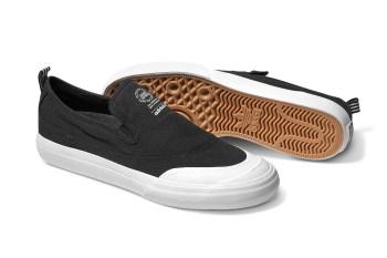 adidas Skateboarding Unveils the Matchcourt Slip
