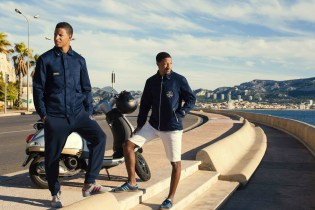 adidas SPEZIAL Heads to the French Riviera for 2016 Spring/Summer Lookbook