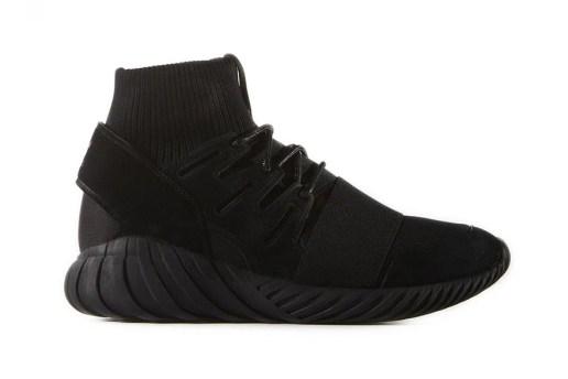 The adidas Originals Tubular Doom Is Back in Black
