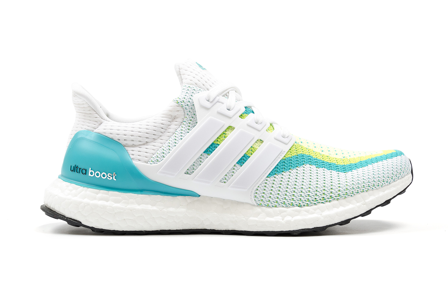 The adidas Ultra Boost Dons Summery Hues This Spring