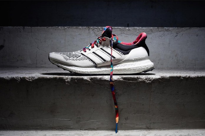 A Mysterious and Colorful adidas Ultra Boost Appears