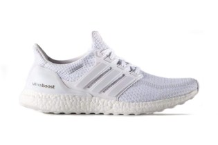 "adidas Has Another ""Triple White"" Ultra Boost on Tap"