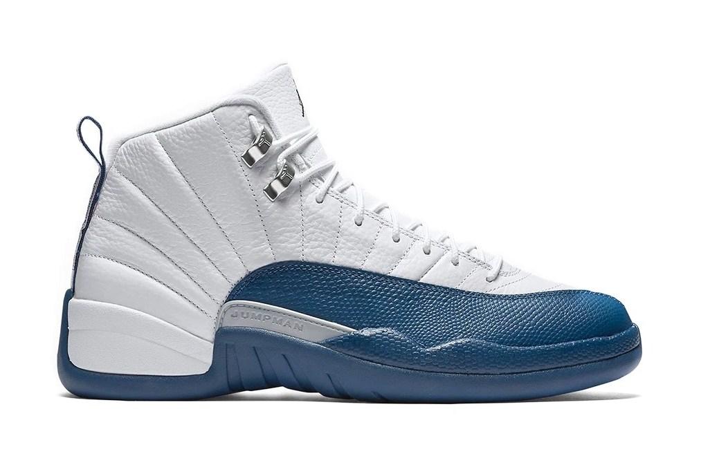 """Air Jordan 12 """"French Blue"""" Release Postponed"""