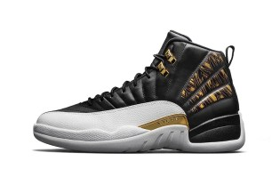 "The Air Jordan 12 Retro ""Wings"" Reveals Something Special"
